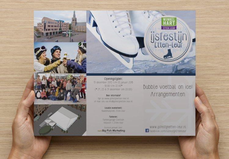 ijsfestijn Etten-Leur brochure