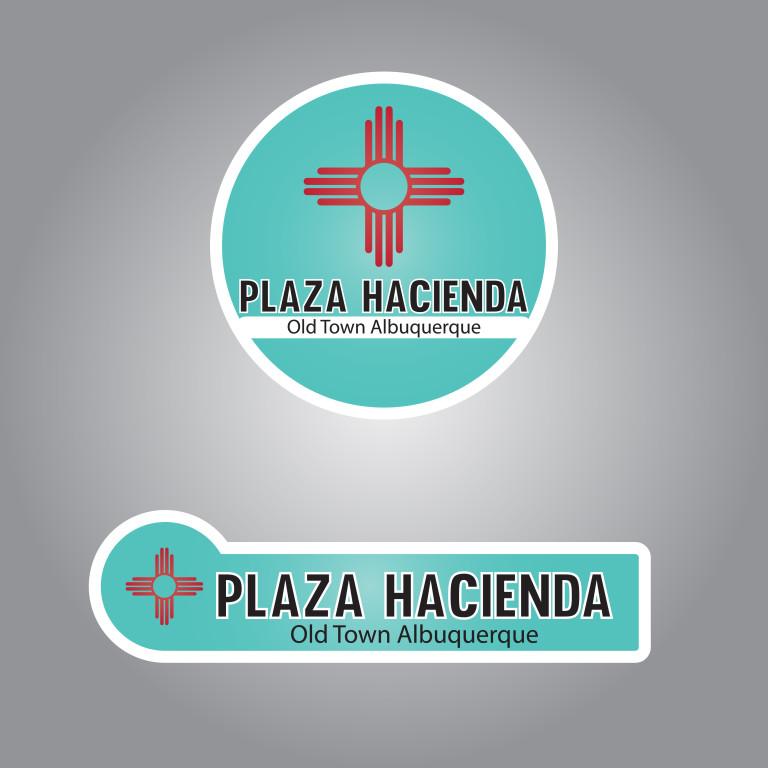 "Logo ontwerp ""Plaza Hacienda"""